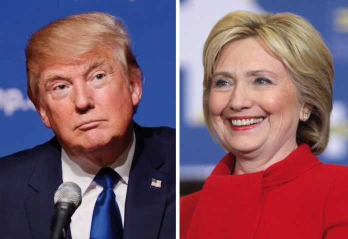 Hillary Clinton Has Hilarious And Shady Reaction To Donald Trump Getting His Atlantic City Hotel Demolished