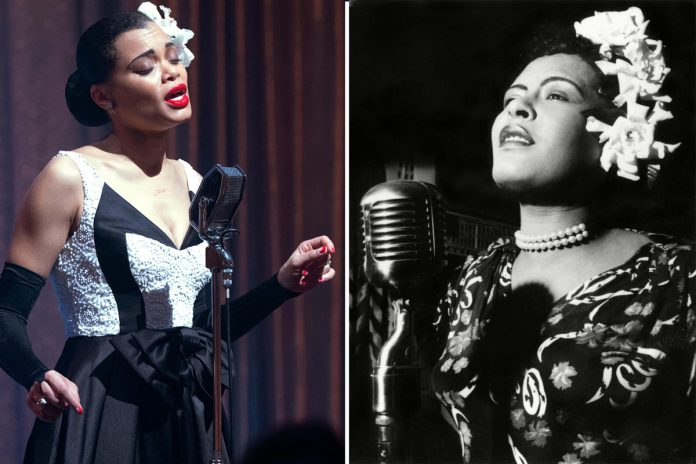 How Golden Globe nominee Andra Day became Billie Holiday