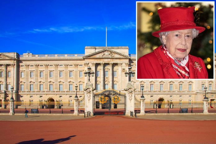 Inside Buckingham Palace as the Queen celebrates 69 years