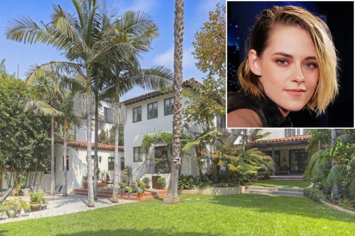Inside Kristen Stewart's $6M house in Los Feliz