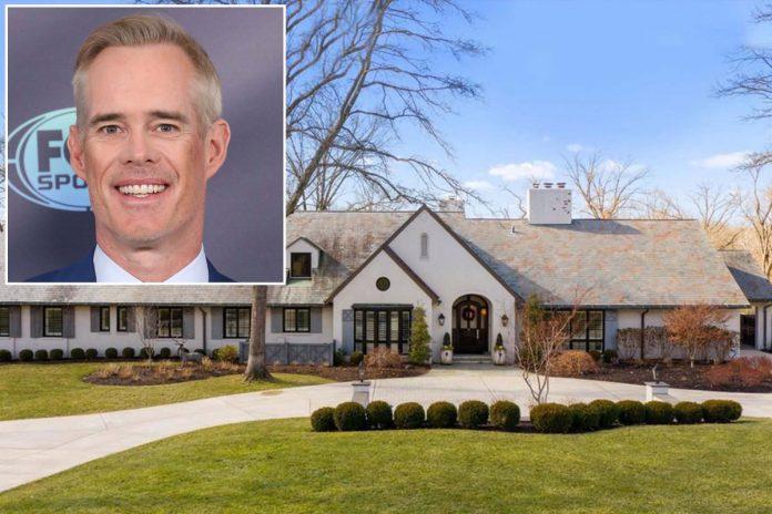 Joe Buck is selling $3.3 million luxury home in St. Louis