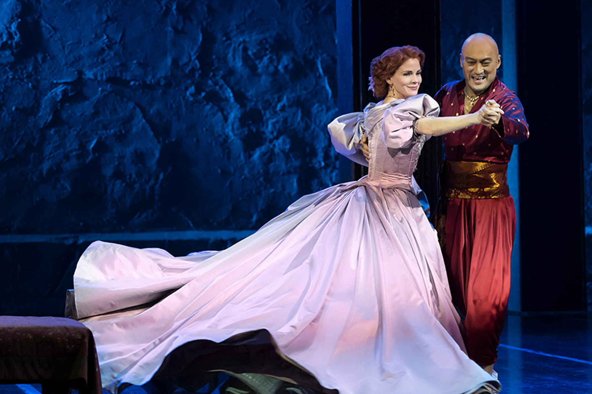 Paramount studios to remake The King and I