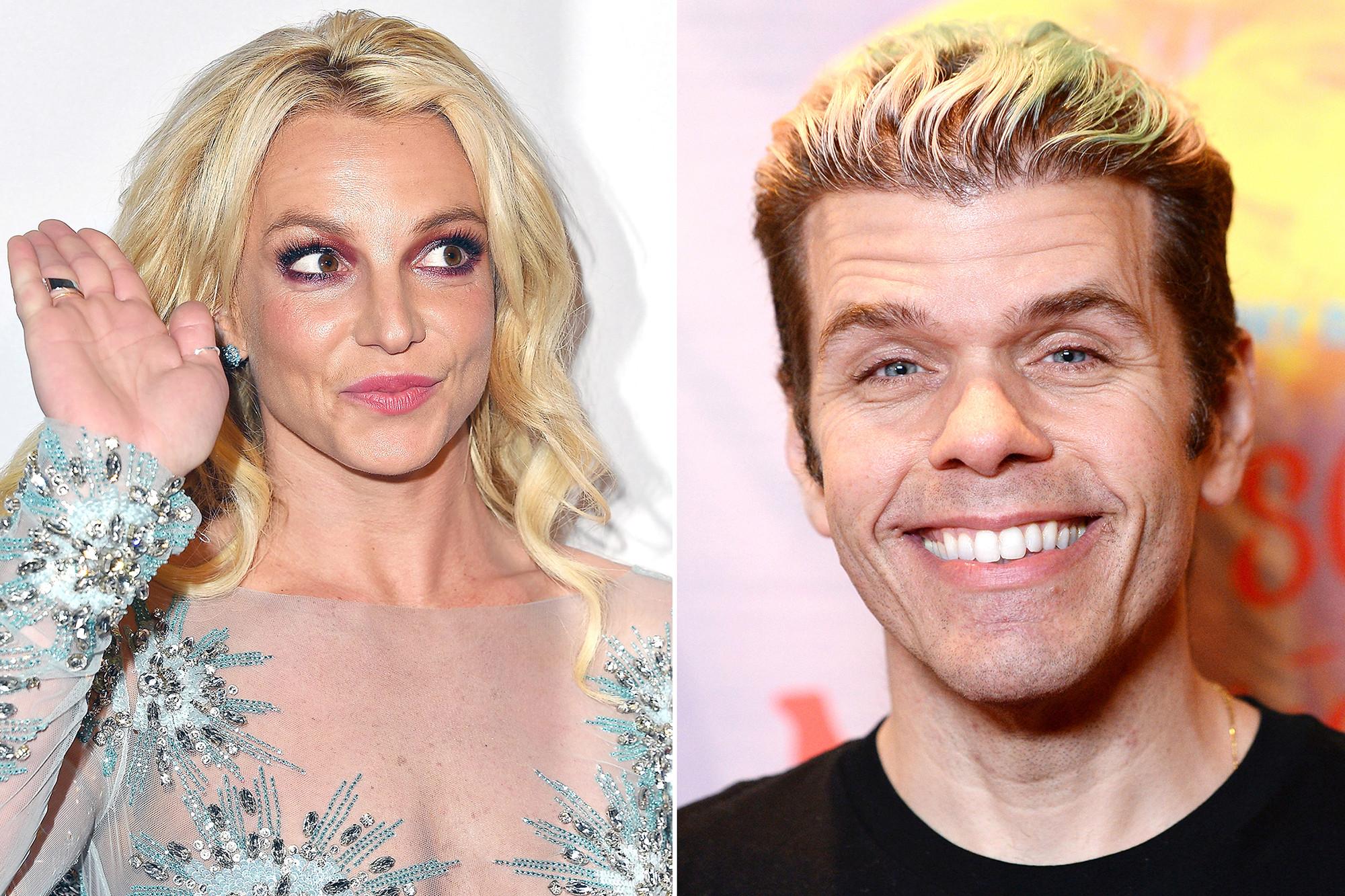 Perez Hilton expresses remorse over Britney Spears coverage