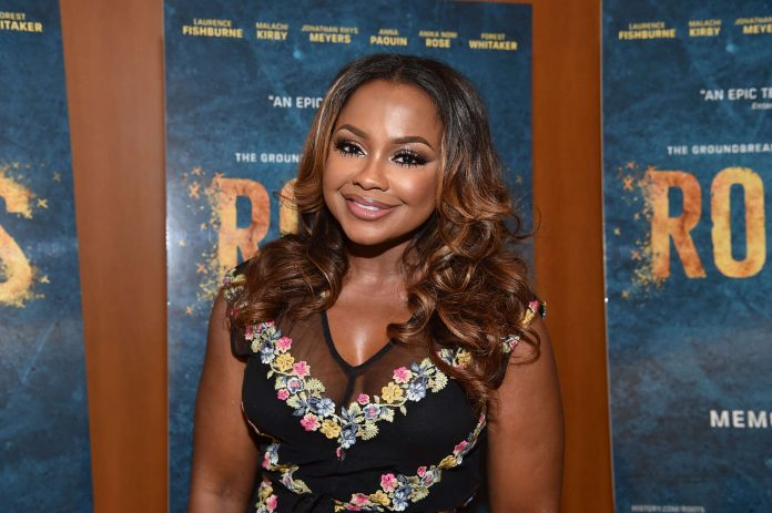 Phaedra Parks Might Have Shown A Bit Too Much Skin In This Photo - See Her Revealing Outfit