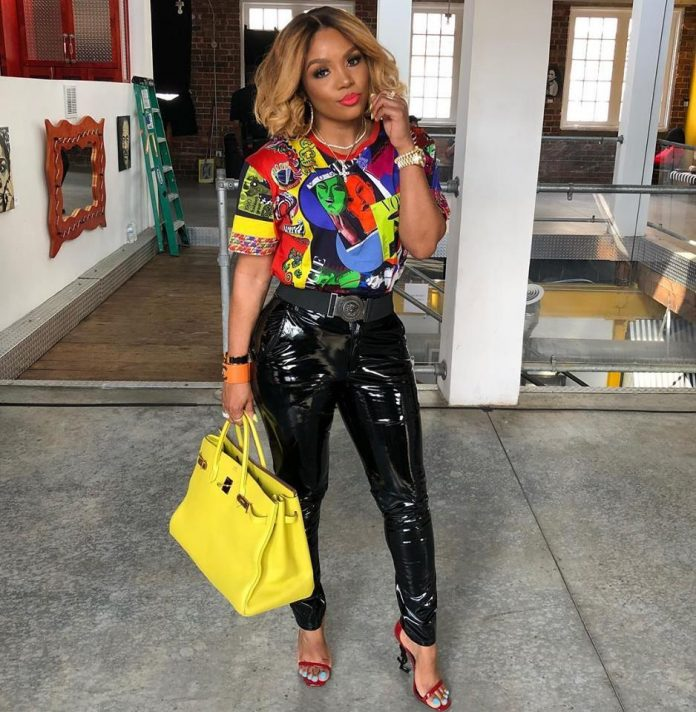 Rasheeda Frost Is Showing Fans What It Takes To Be A Boss - See Her Video