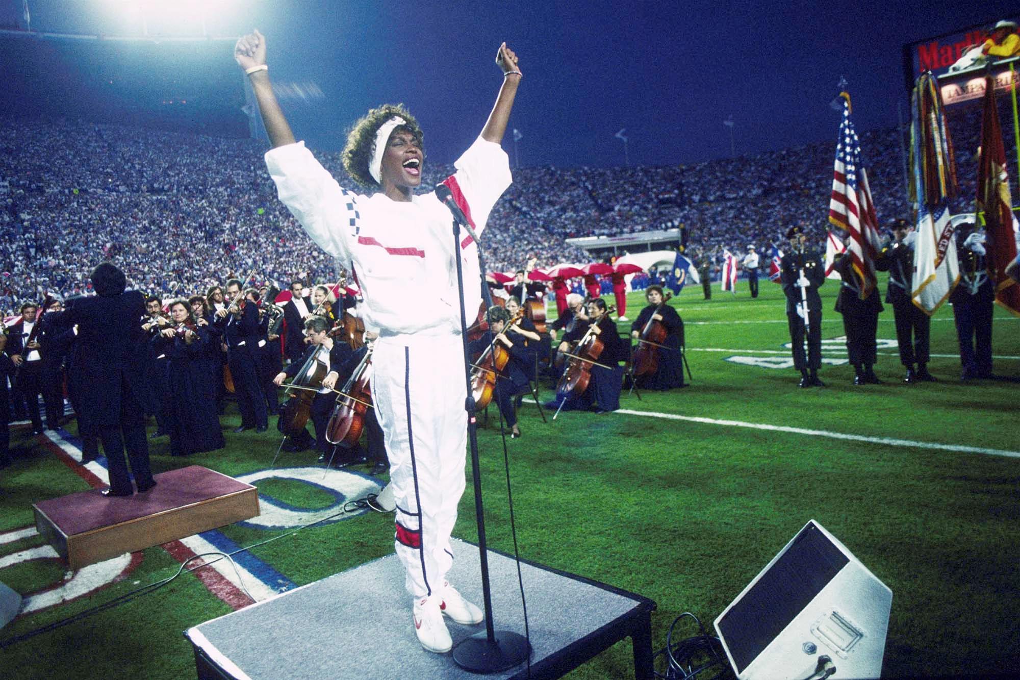 The 10 best Super Bowl national anthem performances