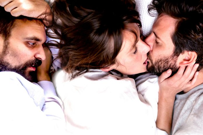 'There is No I in Threesome' explores polyamory