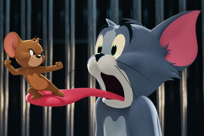 'Tom & Jerry' movie, with Chloe Grace Moretz, used puppets