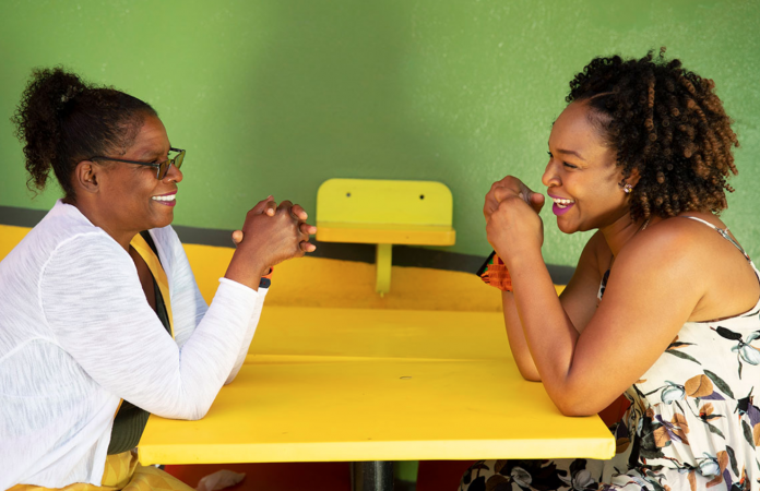 Women of Color Unite Bringing Startwith8 Mentorship Program to the