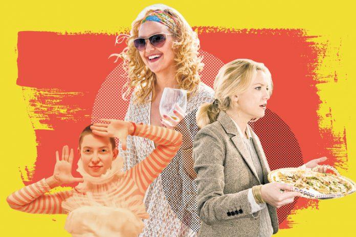 Kate Hudson, Golden Globe 2021 nominee, should quit acting