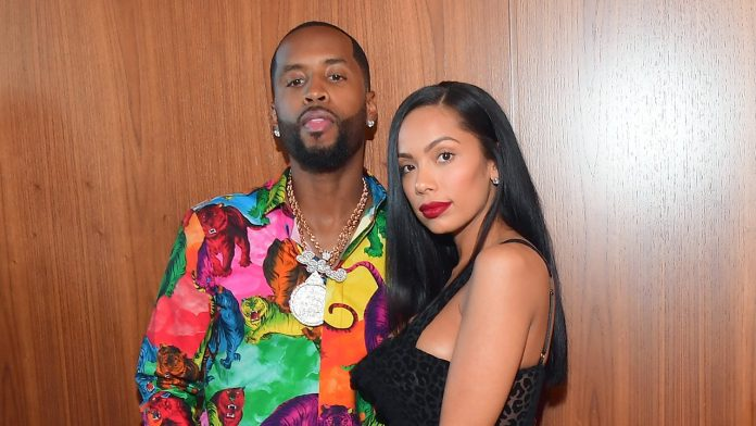 Safaree Promotes The CBD Lifestyle - Check Out The Product That He Is Advertising