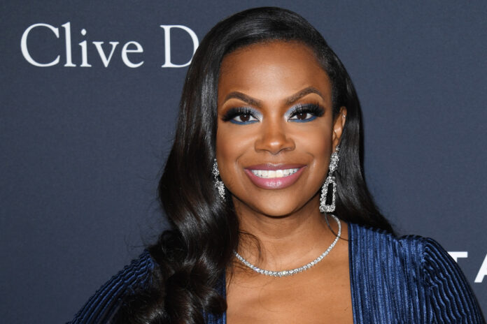 Kandi Burruss' Fans Are Having A Blast Seeing Her Faces In These Photos - See Them Here