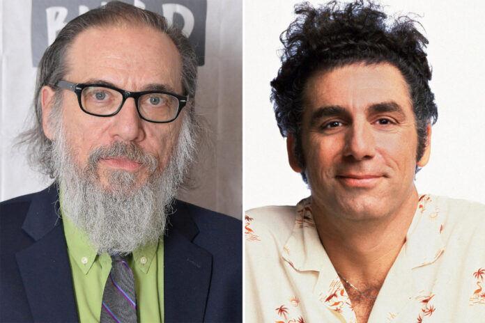 'Seinfeld' writer says Kramer would be in QAnon today