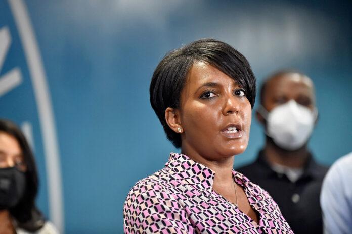 Atlanta Mayor Keisha Lance Bottoms Says Goodbye To Politics