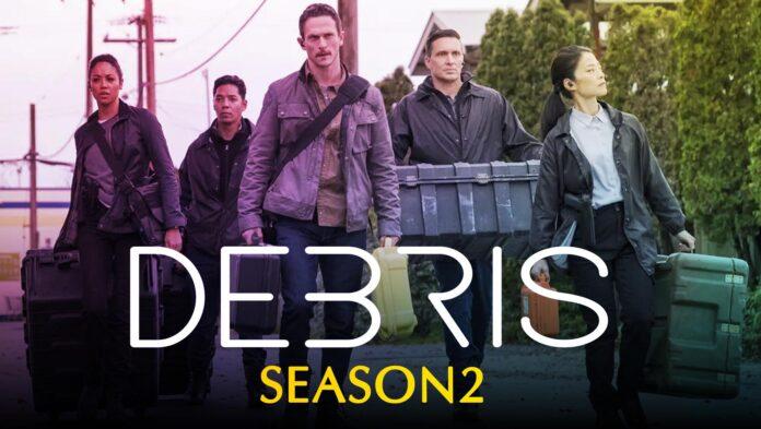 1620717593 Debris Season 2 release date and all updates