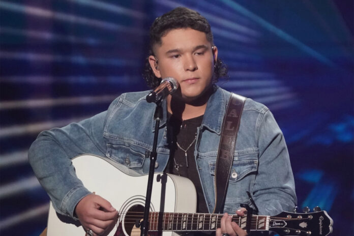 'American Idol' finalist Caleb Kennedy out after video surfaces