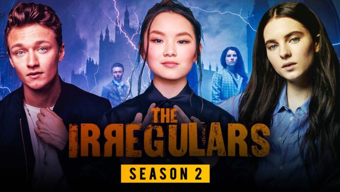 1621097234 The Irregulars Season 2 is being set up in a