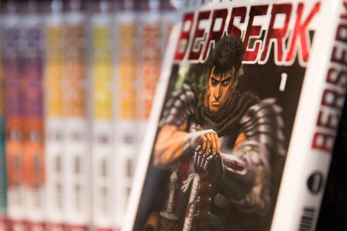 Kentaro Miura, creator of Japanese 'Berserk' manga, dead at 54