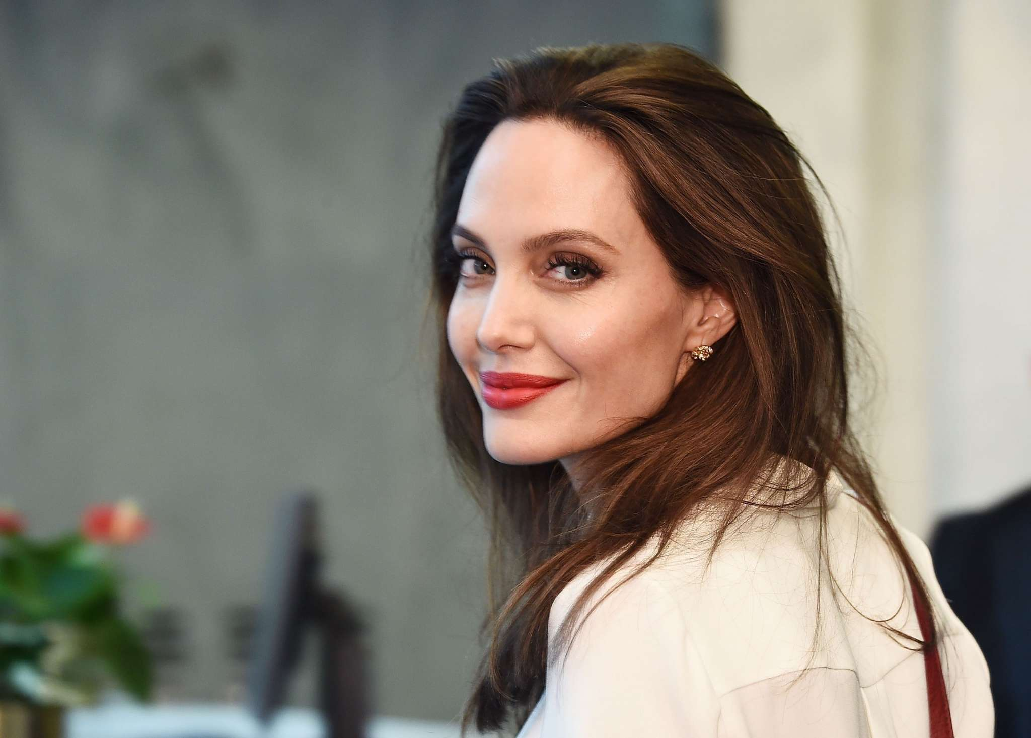 Angelina Jolie Says She Can Relate To Her Messed Up