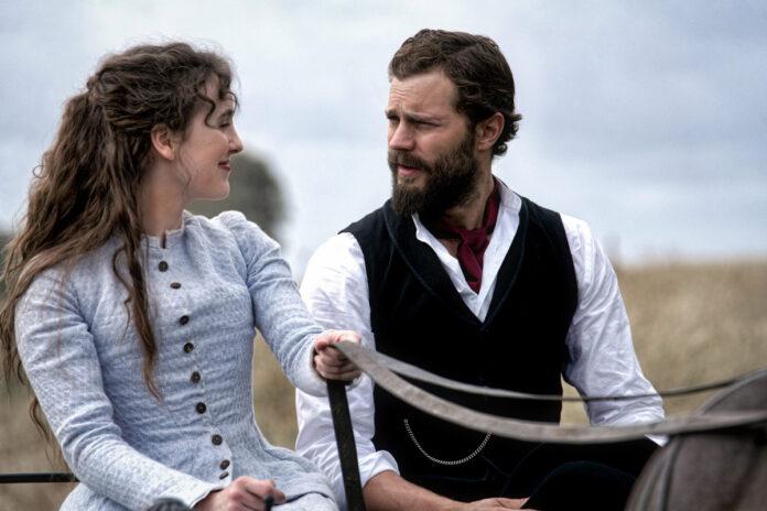 Ann Skelly on working with Jamie Dornan, Matthew Rhys in 'Death and Nightingales'