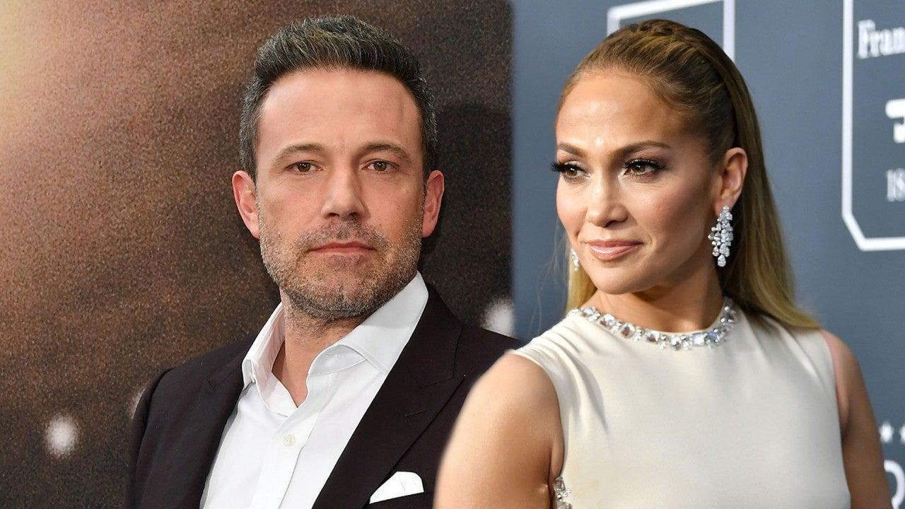 Ben Affleck And Jennifer Lopez Go On Week Long Vacation Together