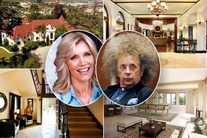 'Castle' where Phil Spector killed Lana Clarkson sells for $3.3M