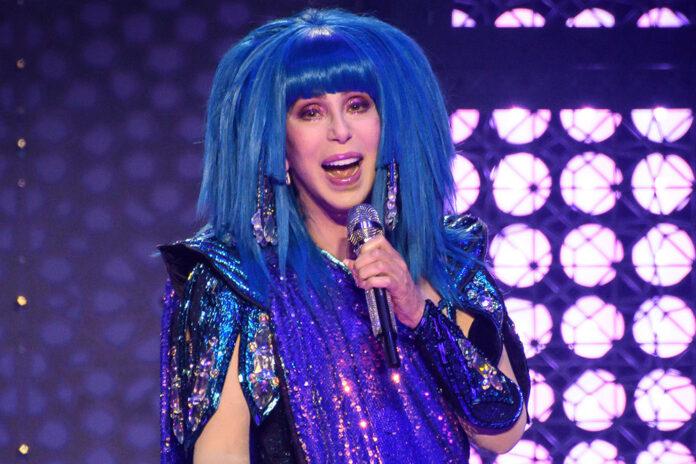Cher biopic in the works, to be made by 'Mamma Mia' producers