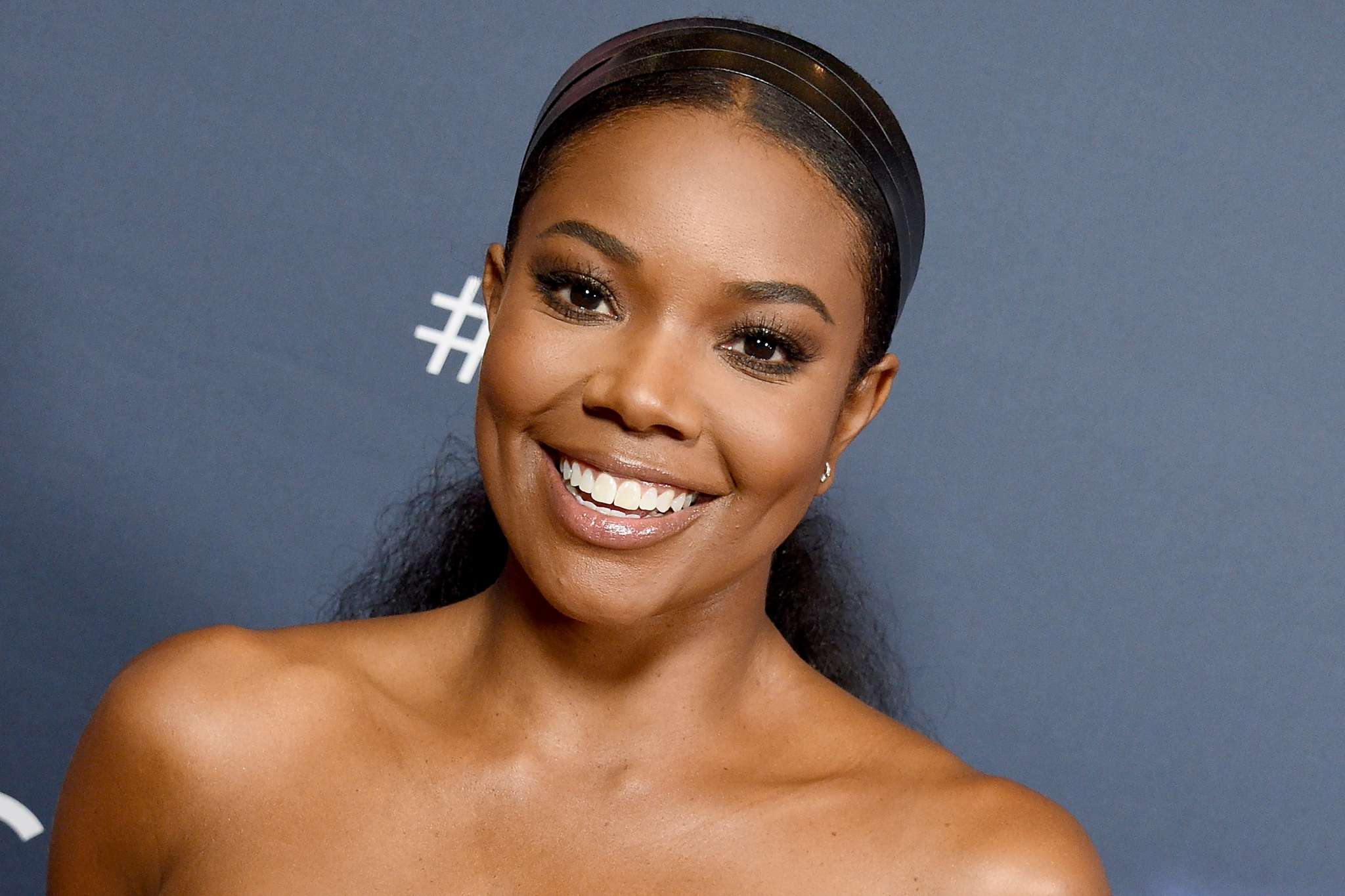 Gabrielle Union Looks Like A Doll In This Pink Outfit