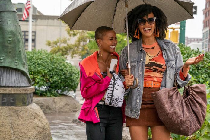 How groundbreaking showrunner Yvette Lee Bowser 'Runs the World'
