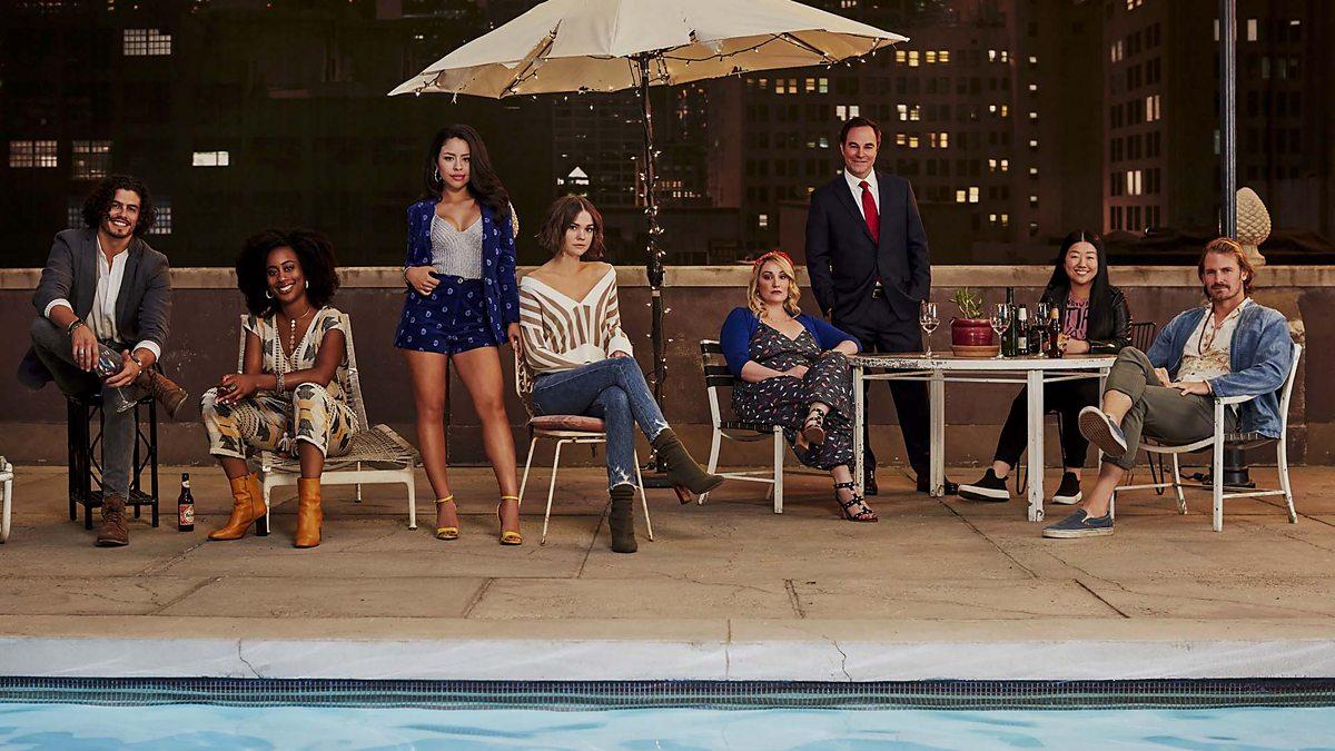 GOOD TROUBLE Season 4 Casts