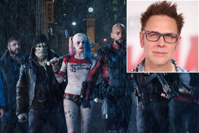James Gunn gets death threats from 'Suicide Squad' fans