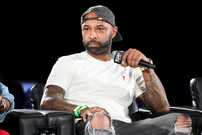 Joe Budden allegedly fires podcast co-hosts on-air