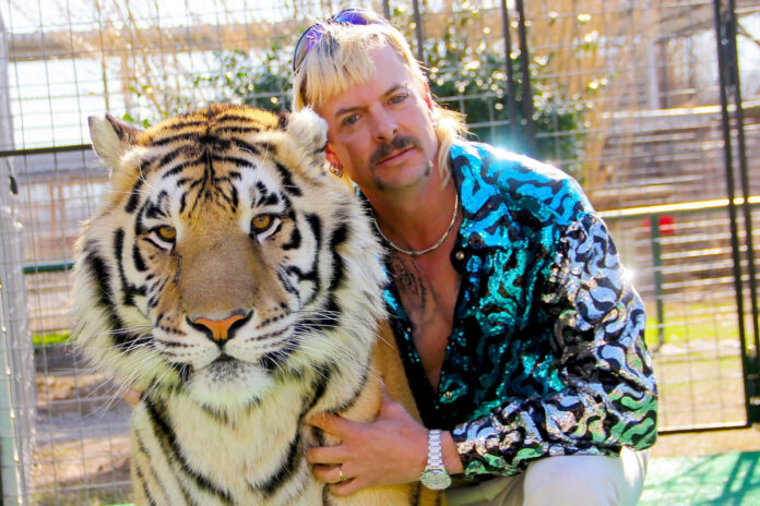 Joe Exotic says he has prostate cancer; asks to get out of prison
