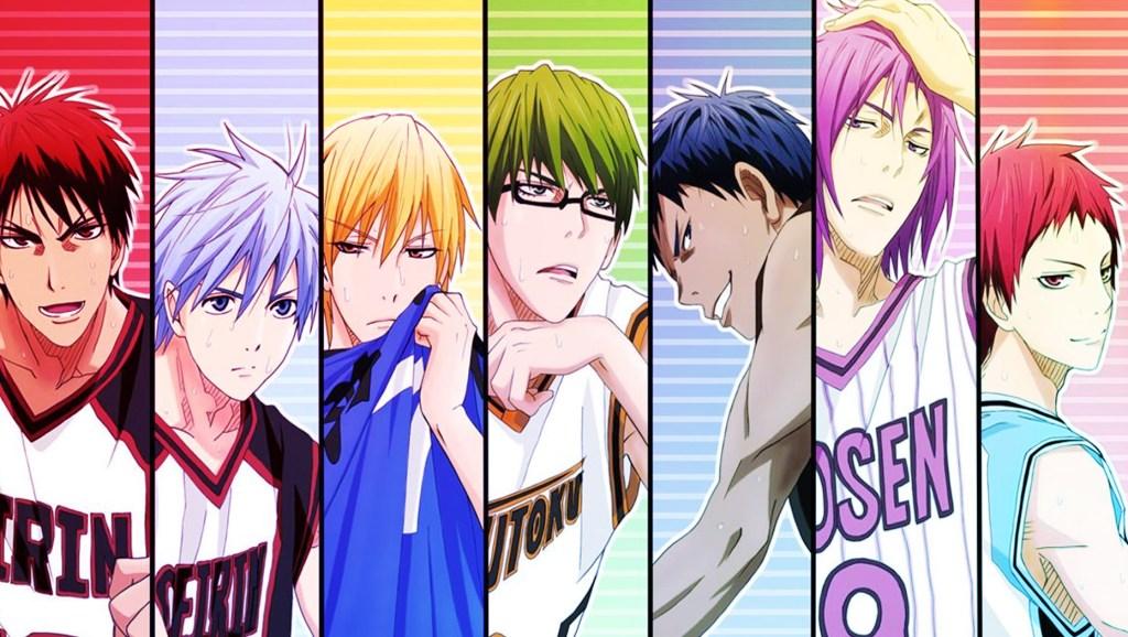 Kuroko's Basketball Season 3