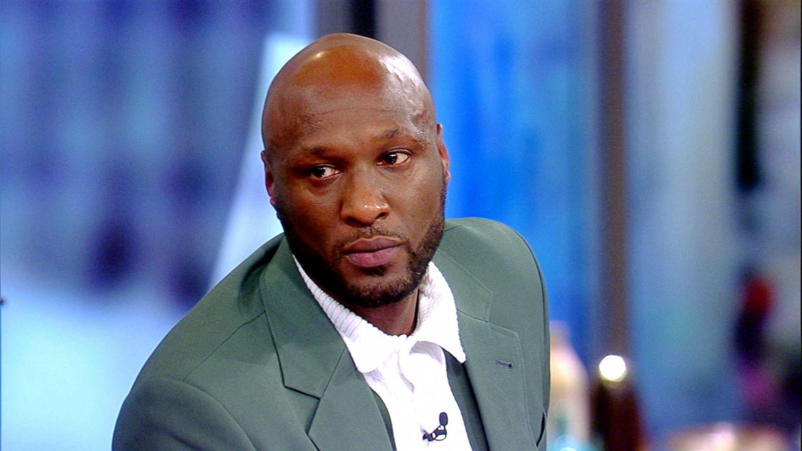 Lamar Odom Defends Himself After His Ex Labels Him A
