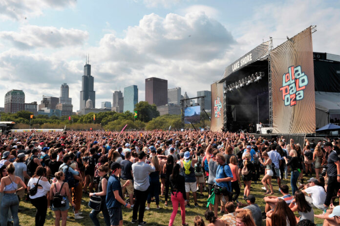 Lollapalooza will be back as Chicago's COVID-19 rates decline