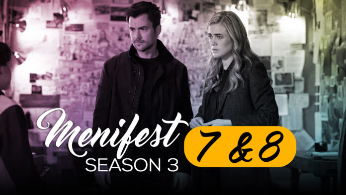 Manifest Season 3 Episode 7 and 8 Review Precious cargo