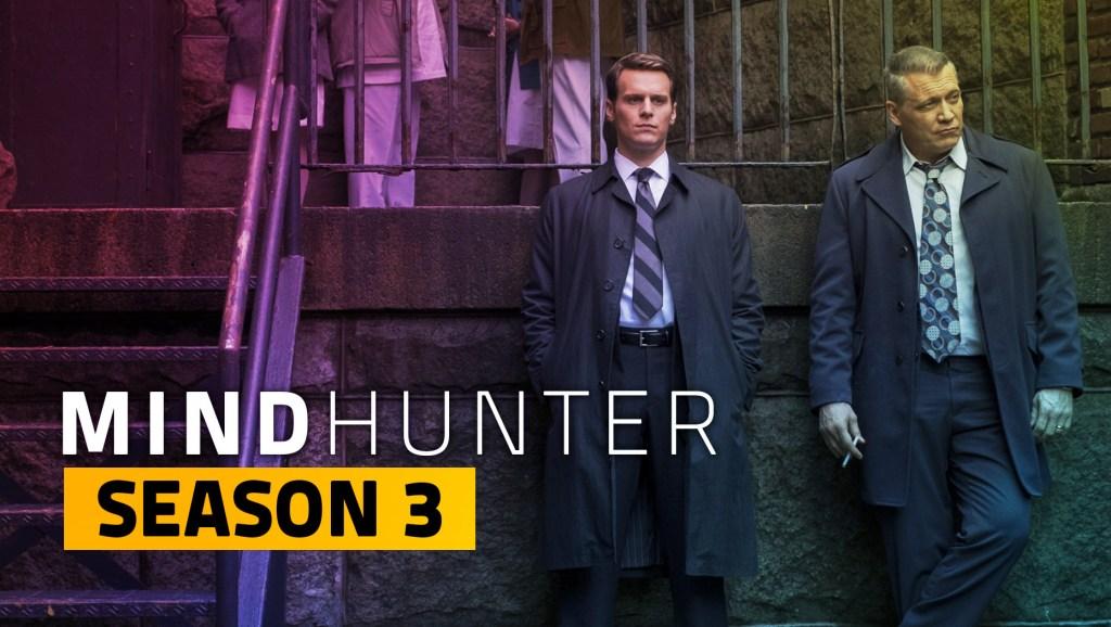 Mindhunter Season 3 Plot