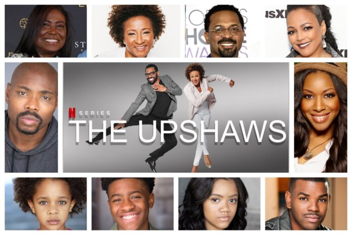 Netflix Releases 'The Upshaws' the First Trailer Pristine Wanda Sykes