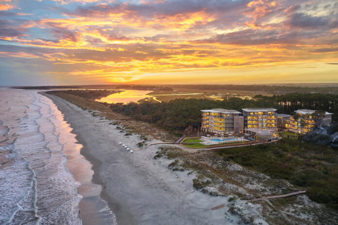 New Yorkers are fleeing to exclusive Kiawah Island this summer