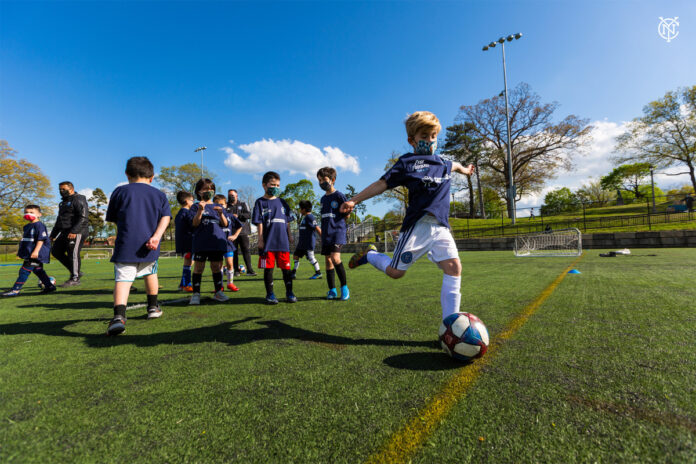New youth soccer initiative offers 'free football for all'