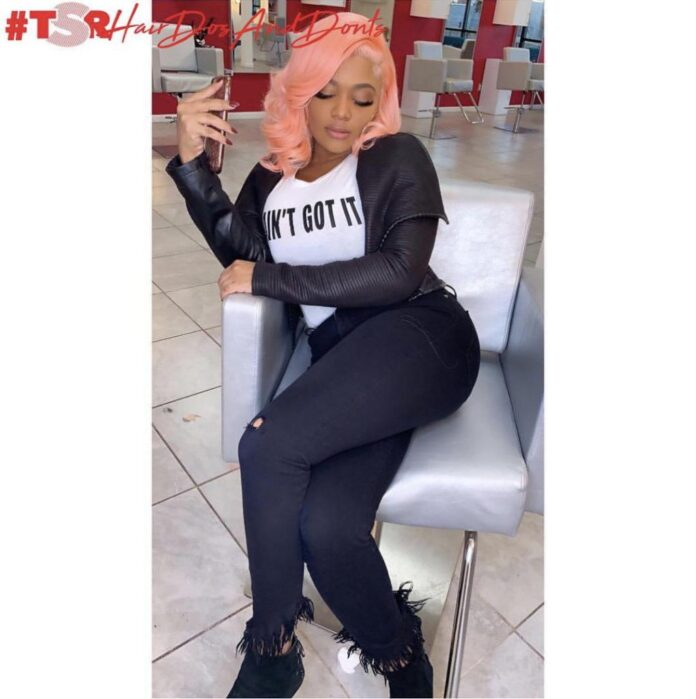 Oop 50 Cent Reportedly Files Documents To Seize Teairra Mari's
