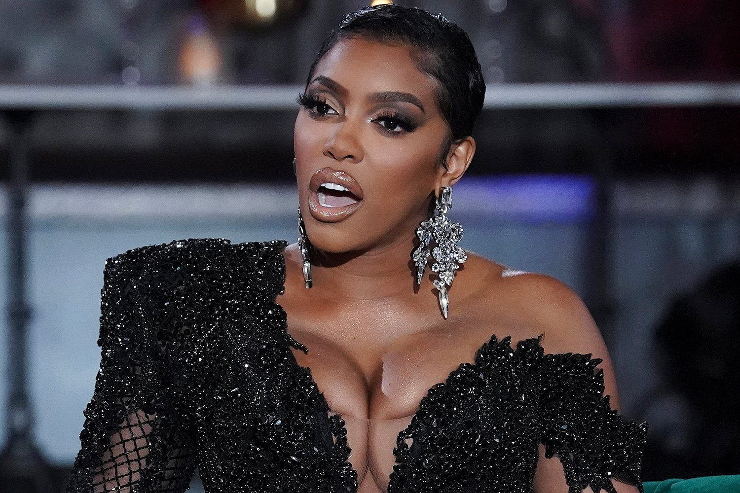 Porsha Williams Says She Is Blessed And Highly Favored