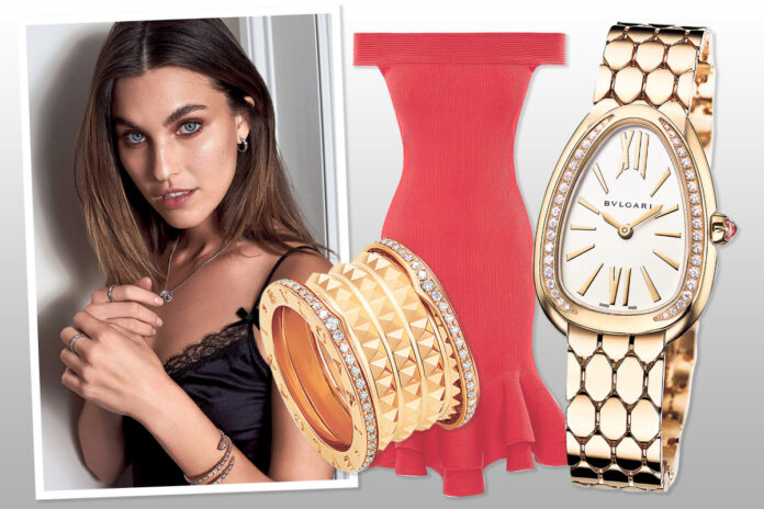 Rainey Qualley's favorite accessories for spring