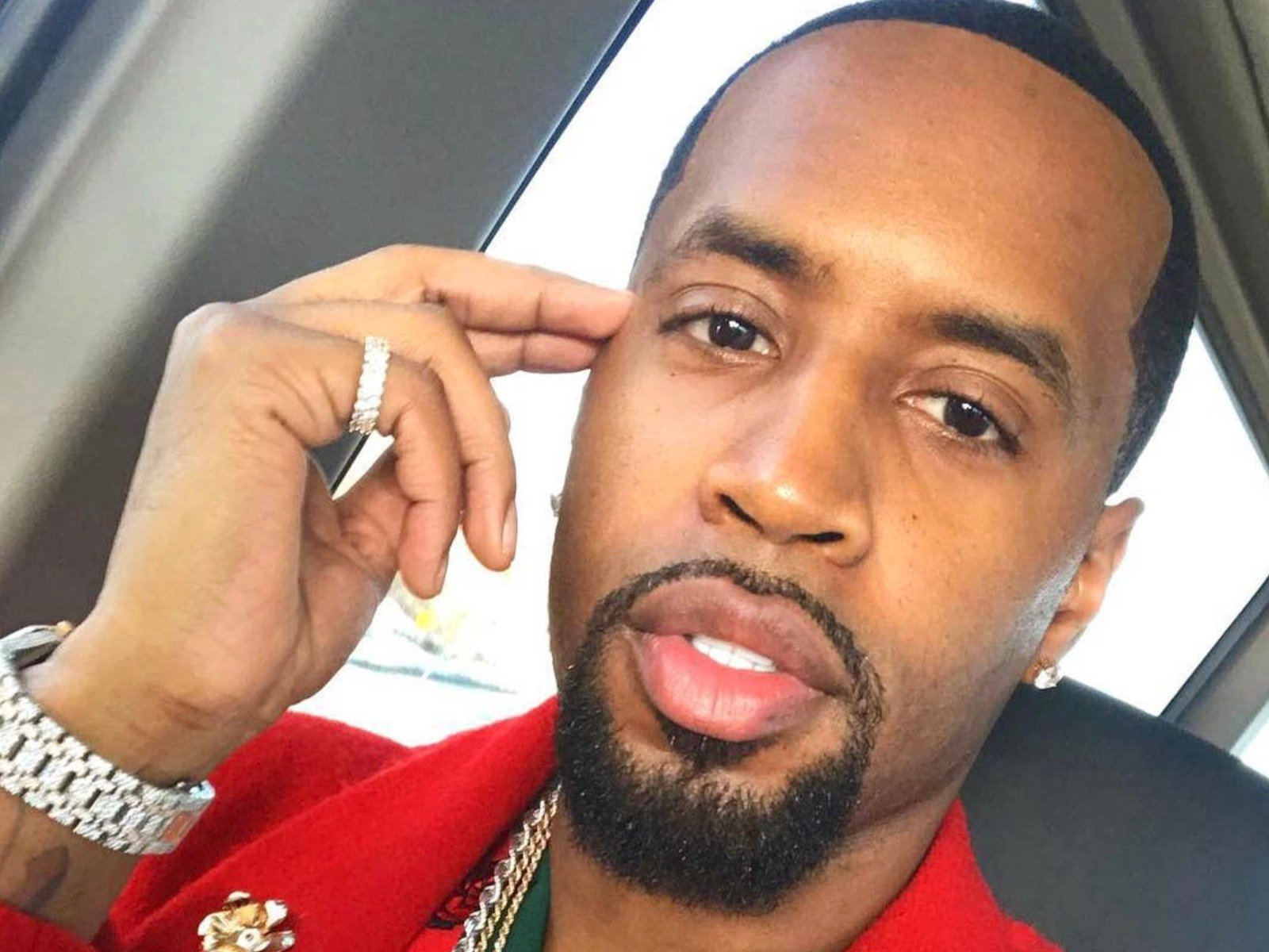 Safaree Says He Would Love To Live In Houston