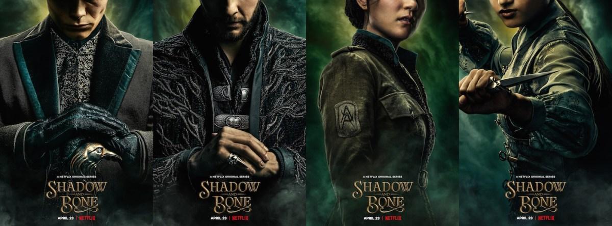 Shadow and Bone Season 1 Release Date