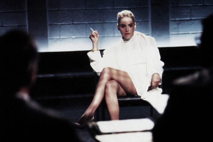 Sharon Stone upset over release of 'XXX' 'Basic Instinct' cut