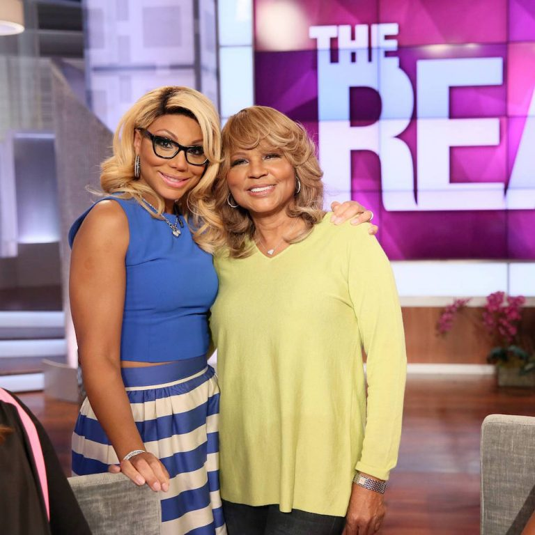 Tamar Braxtons Latest Podcast Features A Mother Daughter Emotional Talk
