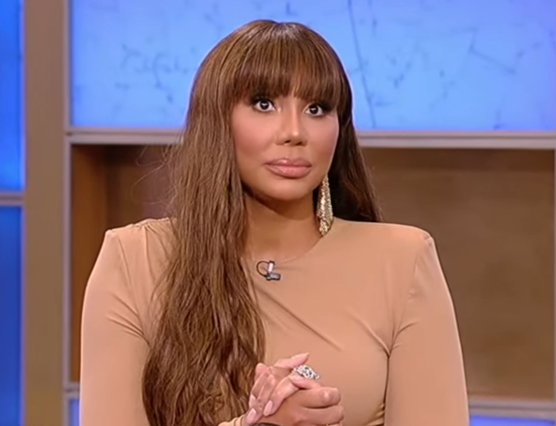 Tamar Braxtons Latest Podcast Managed To Impress Some Fans To