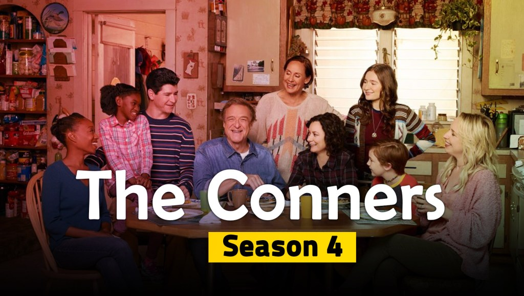 The Conners Season 4 Cast